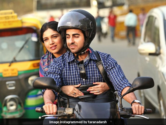 Shubh Mangal Saavdhan Box Office Collection Day 4: Ayushmann Khurrana And Bhumi Pednekar's Film Remains 'Rock Steady', Earns Rs. 16.99 Crore