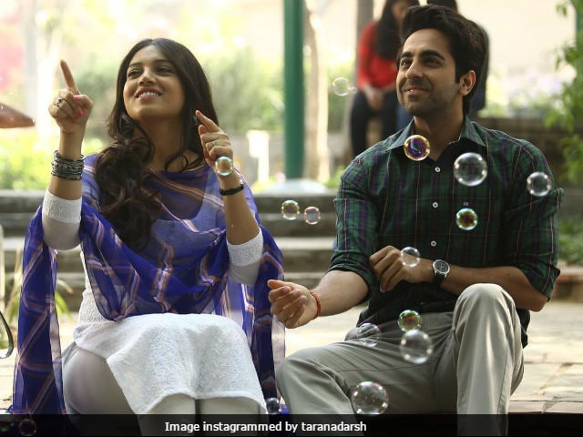Shubh Mangal Saavdhan Box Office Collection Day 5: Ayushmann Khurrana And Bhumi Pednekar's Film Earns Rs. 19.84 Crore