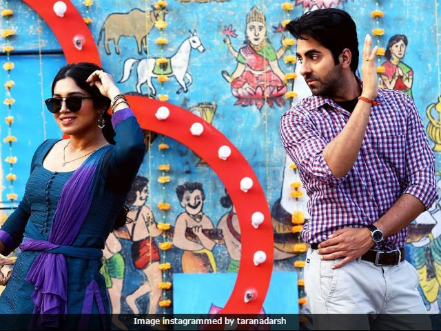 Shubh Mangal Saavdhan Box Office Collection Day 6: Ayushmann Khurrana And Bhumi Pednekar's Film Earns Rs. 21.96 Crore