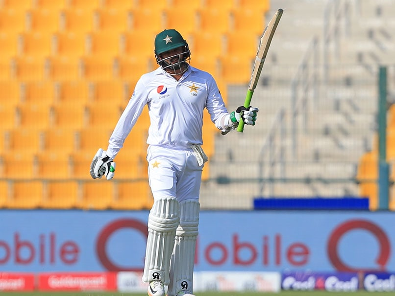1st Test, Day 3: Azhar Ali Defies Sri Lanka With Fighting Fifty In Abu Dhabi