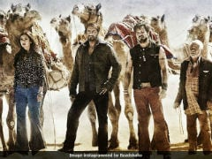 <i>Baadshaho</i> Movie Review: Ajay Devgn's Thriller Devoid Of Highs Despite A Passable Emraan Hashmi