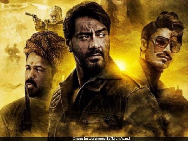 Baadshaho Box Office Collection Day 4: Ajay Devgn's Film Crosses Rs 50 Crore-Mark