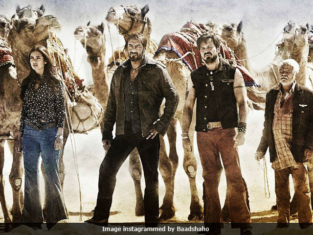 Baadshaho Movie Review Ajay Devgns Thriller Devoid Of Highs Despite A Passable Emraan Hashmi
