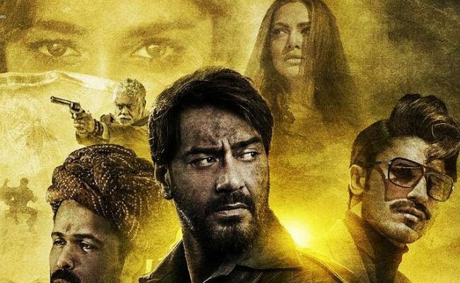 Movie Review: मसाला फिल्म के गुणो से भरपूर सुस्त कहानी है 'बादशाहो'