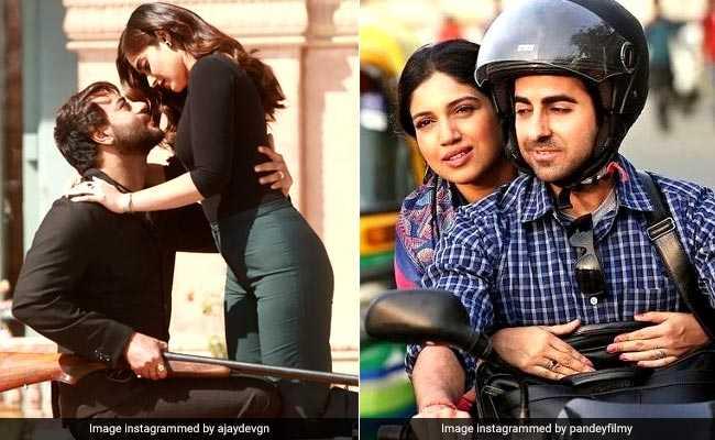 'बादशाहो' ने Box Office पर अजय देवगन को दी 2 फ्लॉप फिल्मों के बाद Good ओपनिंग