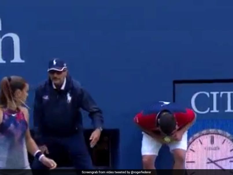 US Open 2017: A Venus Williams Serve This Ball Boy Will Remember. Forever.