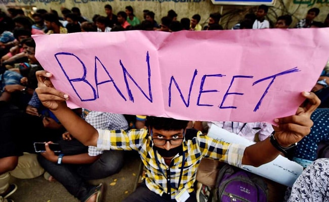 Specify Steps Taken To Control Protests Over NEET: Supreme Court To Tamil Nadu