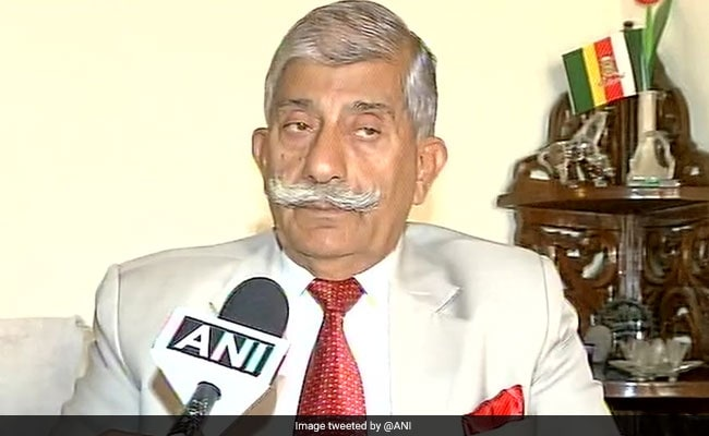 Retired Armyman BD Mishra Appointed New Arunachal Governor
