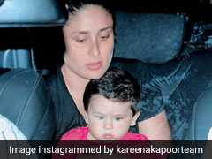 क्या... करीना कपूर दिल्ली पहुंचीं थीं शूटिंग के लिए, अब बेटा ही नहीं मिल रहा