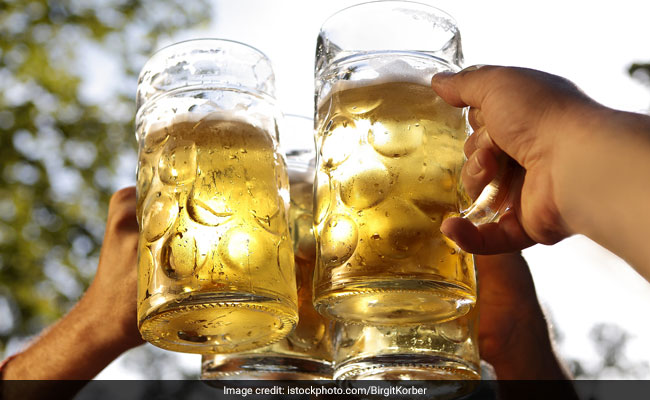 Binge Drinking May Cause Brain Damage in Teenagers