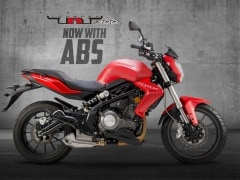 Benelli TNT 300 ABS Launched In India; Priced At Rs. 3.29 Lakh