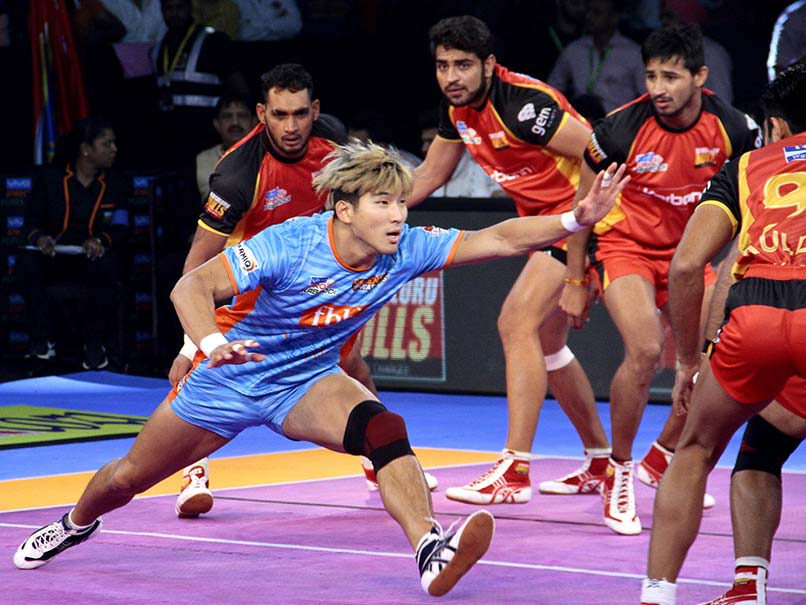 Pro Kabaddi League: Bengal Warriors Defeat Bengaluru Bulls