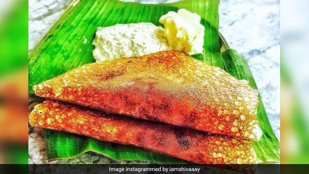 Benne Dosa: Bengaluru's Favourite Dosa Dipped in Butter