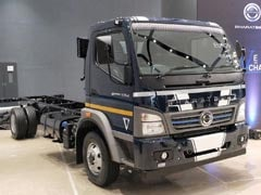 Bharat Benz Launches India's First Euro V Trucks