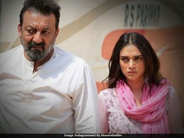 Bhoomi Box Office Collection Day 5: Sanjay Dutt's Comeback Film Is Almost At Rs 9 Crore