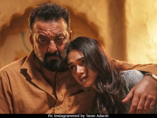 Bhoomi Box Office Collection Day 2: Sanjay Dutt's Film Is Almost At 5 Crore