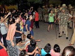 UP Police Begin Probe In Late-Night Violence At Banaras Hindu University