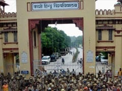 Criticised As Insensitive, Varanasi University Top Officer Does It Again