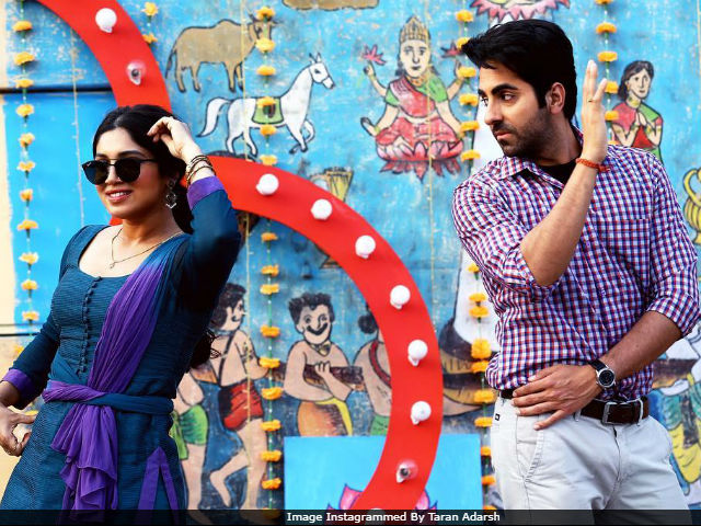 Shubh Mangal Saavdhan Box Office Collection Day 3: Ayushmann Khurrana And Bhumi Pednekar's Film Earns Over Rs 14 Crore