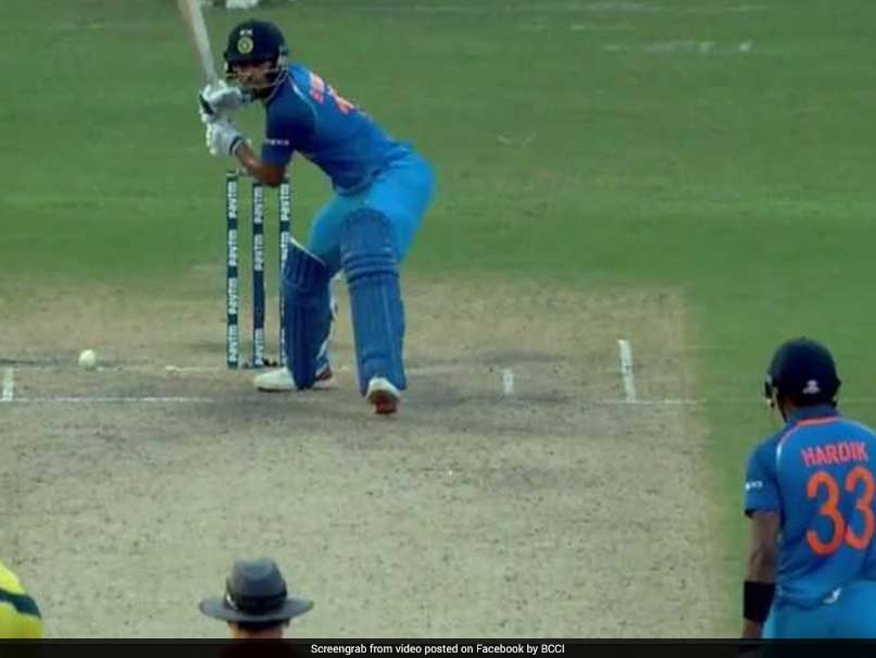 India vs Australia: Bhuvneshwar Kumar Explains His Reaction After Hardik Pandya Crashed To The Ground