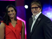 <i>Kaun Banega Crorepati 9</i>: Amitabh Bachchan And His 'Extraordinary Meeting' With PV Sindhu