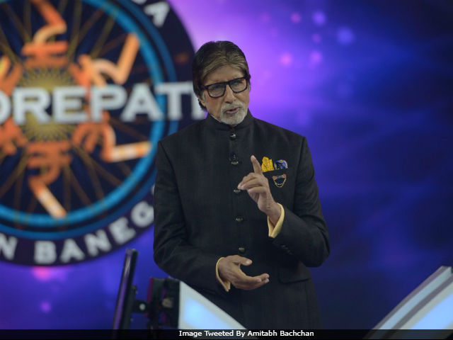 Kaun Banega Crorepati 9, Episode 24: A Revelation Which Left Amitabh Bachchan 'Stunned'