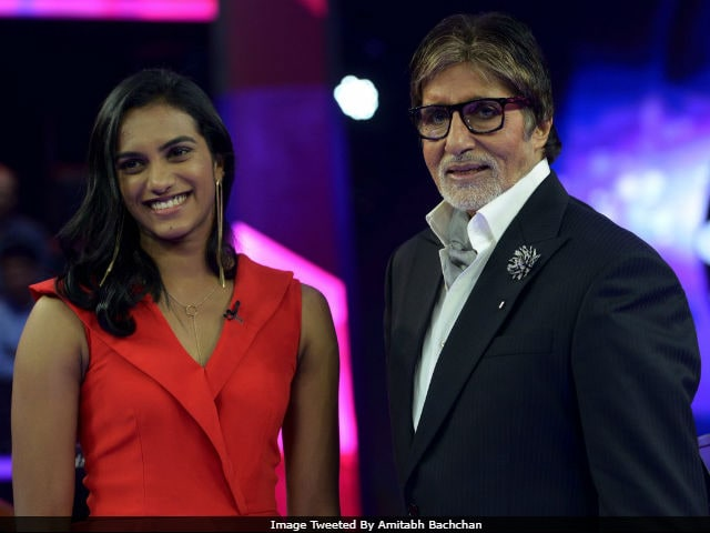 Kaun Banega Crorepati 9: Amitabh Bachchan And His 'Extraordinary Meeting' With PV Sindhu