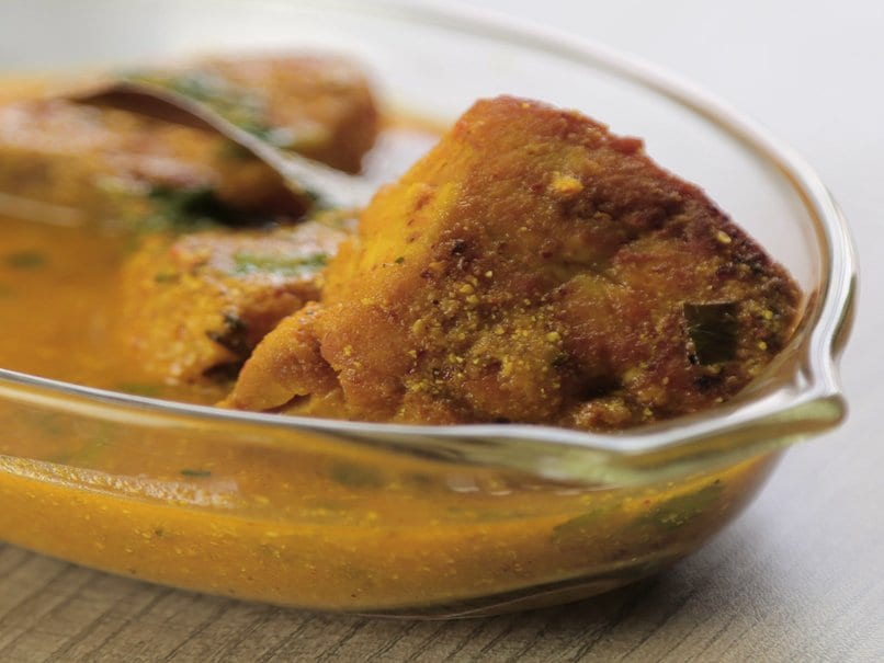 Bihari Fish Curry