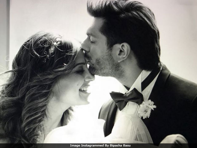 Bipasha Basu Was 'Missing' Karan Singh Grover So She Posted These Adorable Pics
