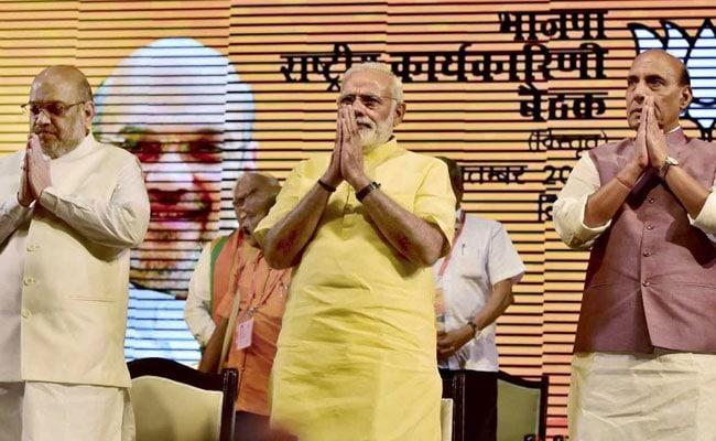 GST Biggest Economic Reform Since Independence, Says BJP At Big Meet: 10 Points