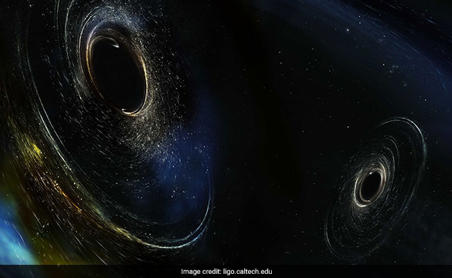 Gravitational Wave From Black Hole Collision 1.8 Billion Light-Years Away Sensed In US And Italy