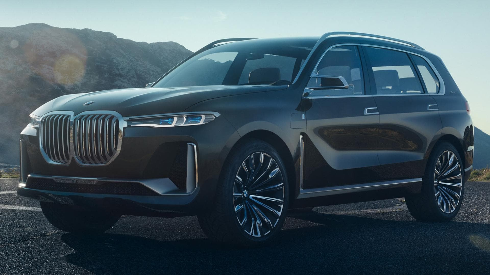 Bmw X7 Crossover Concept Teased In Tweet Ndtv Carandbike