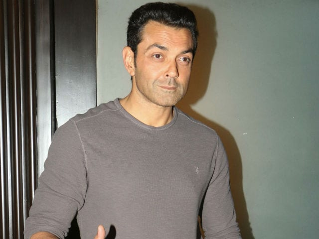 Bobby Deol Has Been 'Waiting, Dying To Work'