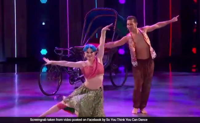 Bollywood Dance On American Reality TV Show Fails To Wow The Internet