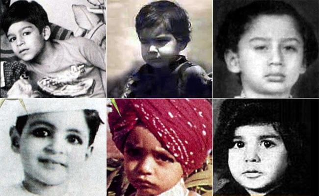 Children's Day Quiz : बचपन की अनदेखी तस्वीरों से पहचानिए इन बॉलीवुड स्टार्स को...