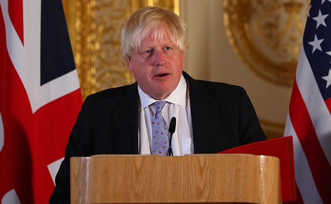 British Foreign Secretary Boris Johnson Reignites Leadership Speculation With Brexit Plans