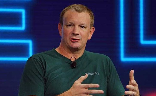 WhatsApp co-founder is leaving the company