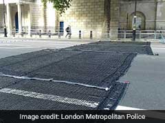 British Police Deploy Giant Futuristic Nets In Bid To Stop Vehicle Attacks By Terrorists