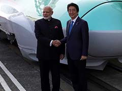What Japan And India Both Gain From New Bullet Train