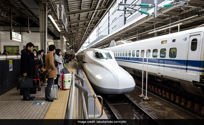 Crack Could Have Derailed Japan Bullet Train, First 'Serious Incident'