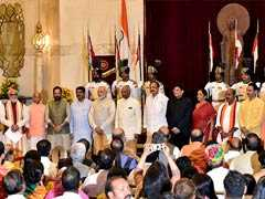 Uttar Pradesh Has Largest Share Of Ministers In Reshuffled Cabinet