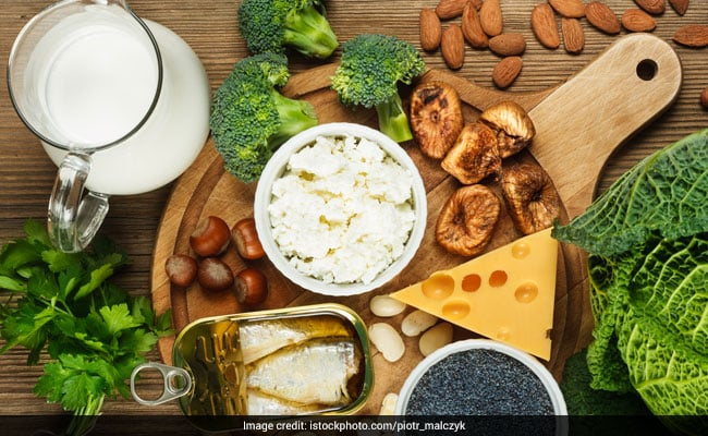 6 Foods That Contain More Calcium Than a Glass of Milk
