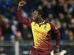 Carlos Brathwaite's 8,000-Mile Trip Pays Off As West Indies Beat England