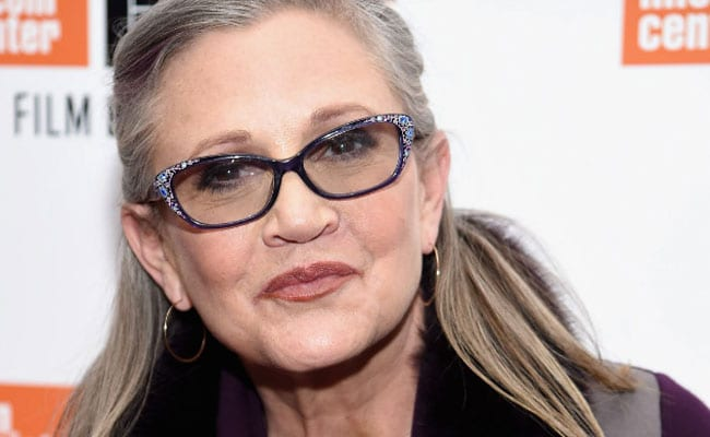 Carrie Fisher's Annotated 'Star Wars' Scripts To Be Auctioned