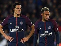 Neymar-Cavani Penalty Spat A 'War Of Egos'
