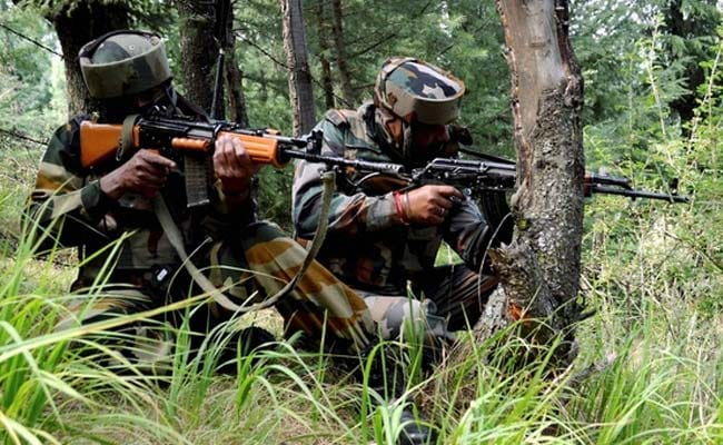 Indian, Pakistan Army Trade Heavy Fire On LoC