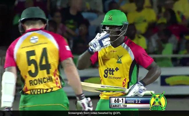 CPL: स्लेजिंग के शिकार बल्लेबाज ने अगले मैच में गेंदबाज को इस अंदाज में दिया जवाब..