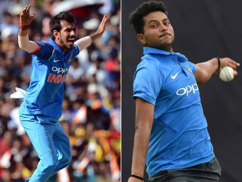How Yuzvendra Chahal, Kuldeep Yadav Created History For India In ODIs