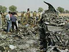 Charkhi Dadri: I Filmed The Remains Of When 2 Planes Collided