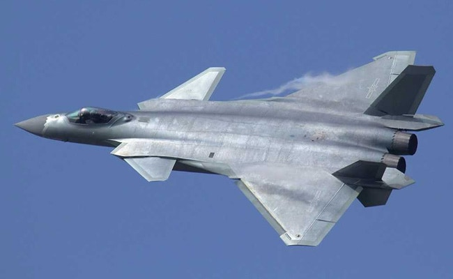 China Inducts Its First Stealth Fighter Jet Chengdu J-20